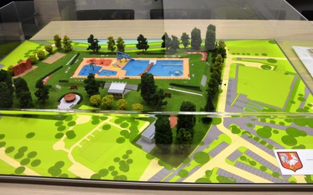 Tak ma wyglądać basen w Oławie