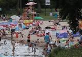Sinice na Dziewokliczu w Szczecinie! Zakaz kąpieli, sprawdź do kiedy