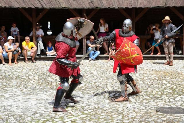 30-31 sierpnia w Barbakanie potrwa festiwal kultury rycerskiej. ...