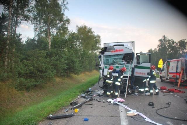 ŚW. JANA PAWŁA II (DK1)  158 zdarzeń drogowych 14 wypadków 1 ofiara śmiertelna, 15 rannych 144 kolizje  Zobacz kolejne zdjęcia/plansze. Przesuwaj zdjęcia w prawo - naciśnij strzałkę lub przycisk NASTĘPNE