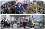 Jarmark Kaziukowy w Białymstoku 2020. Tysiące białostoczan odwiedziło w niedzielę plac przed Teatrem Dramatycznym (zdjęcia)