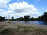 Łomża. Plaża miejska będzie zamknięta. Od niedzieli kąpiel w Narwi tylko nielegalnie