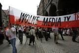 Legnica: Marsz w obronie telewizji Trwam (ZDJĘCIA)