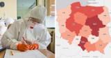 Olbrzymi wzrost nowych zakażeń w Śląskiem! Rozwija się trzecia fala koronawirusa