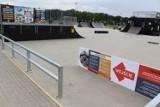 Park Cegielnia w Żorach: Skatepark ogrodzony, będzie bezpieczniej