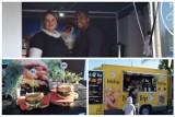 1. Zlot food trucków w Grybowie. Burgery, zapiekanki na pół metra, czyli było smacznie [Zdjęcia]