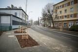 Częstochowa: Przebudowa ulicy Korczaka zakończona. Inwestycja kosztowała 1,8 miliona zł
