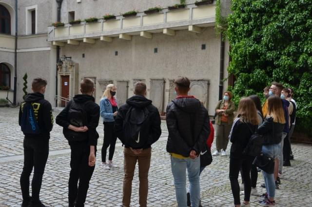 Zwiedzanie muzeum w Głogowie