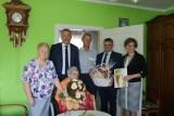 Najstarsza mieszkanka gminy Koszęcin obchodziła kolejne urodziny. Bronisława Gansiniec z Sadowa ma już 104 lata