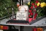 Pogrzeb Pawła Nowisza. Aktor spoczął na Cmentarzu Bródnowskim