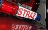 Gaz ulatniał się na stacji paliw przy ulicy Wojska Polskiego w Busku. Szybka akcja strażaków