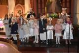 W parafii św. Kazimierza w Kartuzach modliły się oraz bawiły anioły i święci... (31.10.2020)