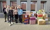 Uczniowie ZSE w Radomsku zebrali dary dla rodaków na Kresach