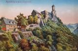 Tak przed wojną wyglądał zamek Grodno w Zagórzu Śląskim!
