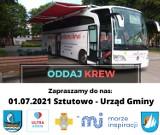 Wakacyjna zbiórka krwi w Sztutowie. Akcja odbędzie się na początku lipca