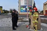 Uroczysta zmiana warty w Komendzie Powiatowej Państwowej Straży Pożarnej [ZDJĘCIA]