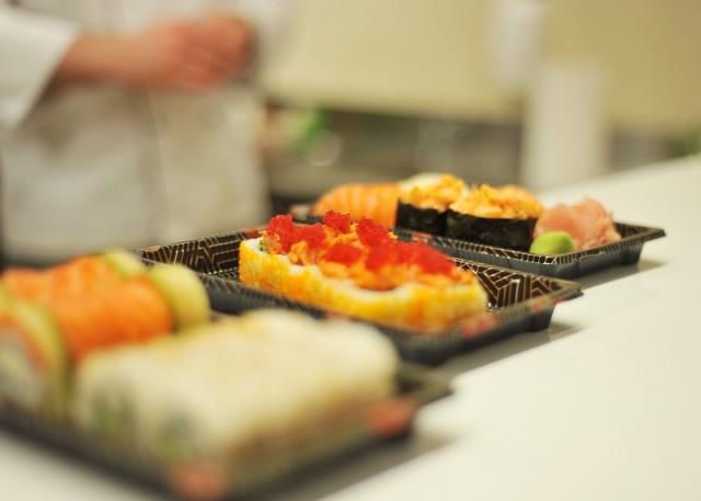 Sushi Day w Porcie Łódź