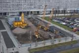 Budowa hotelu Puro w Katowicach budzi kontrowersje. Inwestycja przy alei Korfantego podzieliła katowiczan ZDJĘCIA