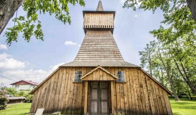Kościół świętych Szymona i Judy Tadeusza Apostołów Nidku (gm. Wieprz)