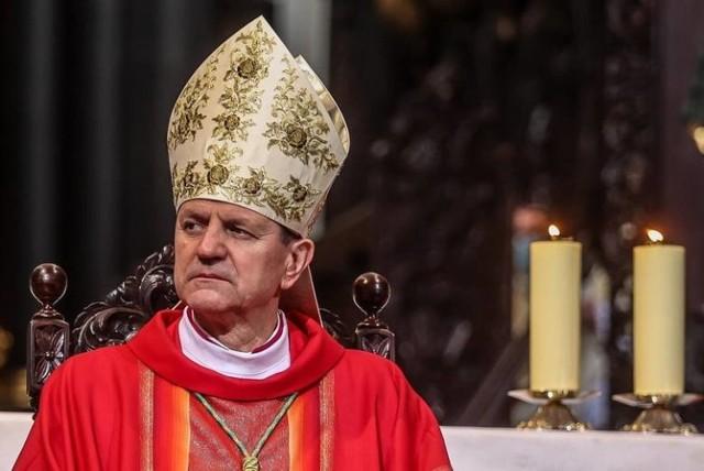 Abp Tadeusz Wojda, metropolita gdański