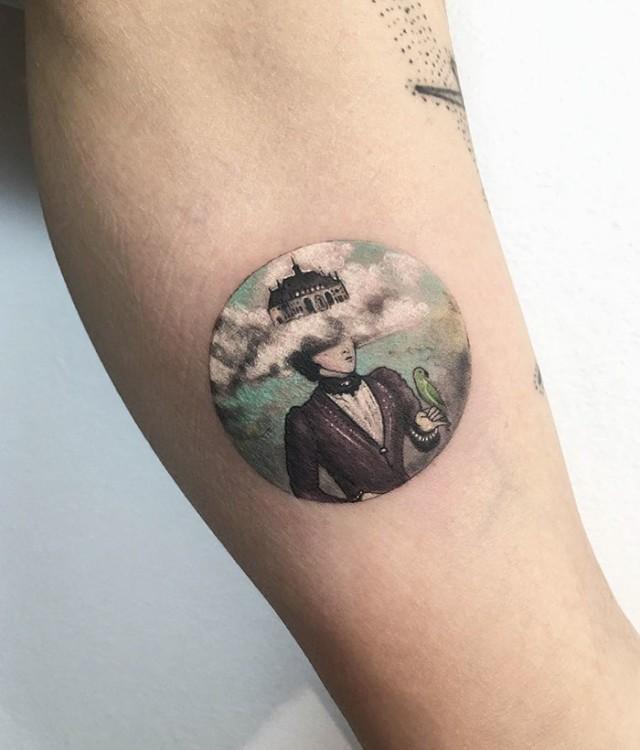 Tatuaże, czy dzieła sztuki? Oceńcie sami! [GALERIA]
