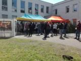 To była pierwsza taka słoneczna sobota tej wiosny w Nowej Soli. Nowosolanie poszli na zakupy, lody i zaszczepić się