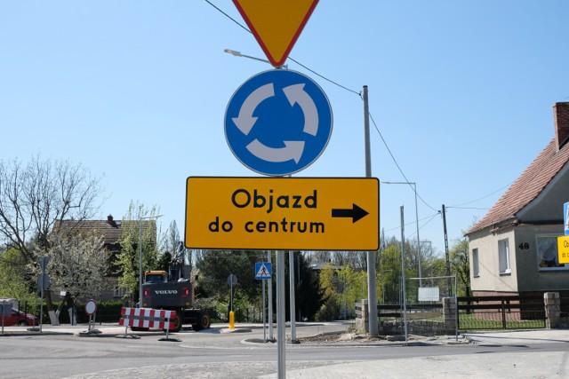 Remont ulicy Zielonogórskiej, są utrudnienia w ruchu