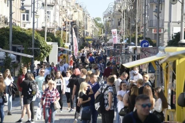 Tak było podczas finału European Street Food Polska 2020.