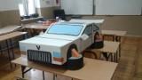 """Uczniowie z Dobieszyna konstruują model samochodu przyszłości w ramach projektu """"Być jak Ingacy"""" [ZDJĘCIA]"""
