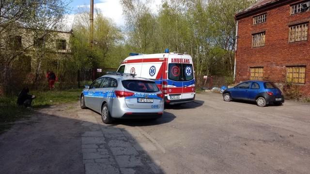 Prokuratura rejonowa w Gorlicach wyjaśnia tajemnicę  śmierci mężczyzny na trenie starej cegielni