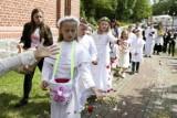 Procesja Bożego Ciała parafii Najświętszego Serca Jezusowego przeszła ulicami Słupska (zdjecia)
