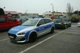 Funkcjonariusze trzech służb kontrolowali samochody ciężarowe w gminie Barcin [zdjęcia]