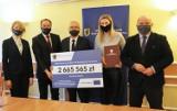 Prawie 2,7 mln złotych unijnej dotacji na odnawialne źródła energii w Bytowie i Studzienicach