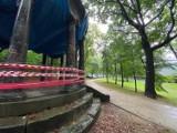 Glorieta w Parku Dietla zostanie odnowiona. Znaleziono wykonawcę, który przywróci blask zabytkowi z Sosnowca