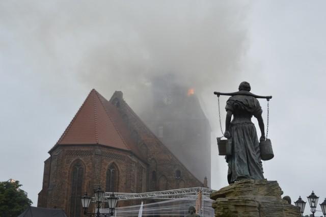 Remont katedry trwa do dziś. Jest już jednak na ukończeniu.