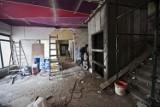 Remont Klubu Studenckiego Kreślarnia w Koszalinie zgodnie z planem. Jak przebiegają prace? [ZDJĘCIA]