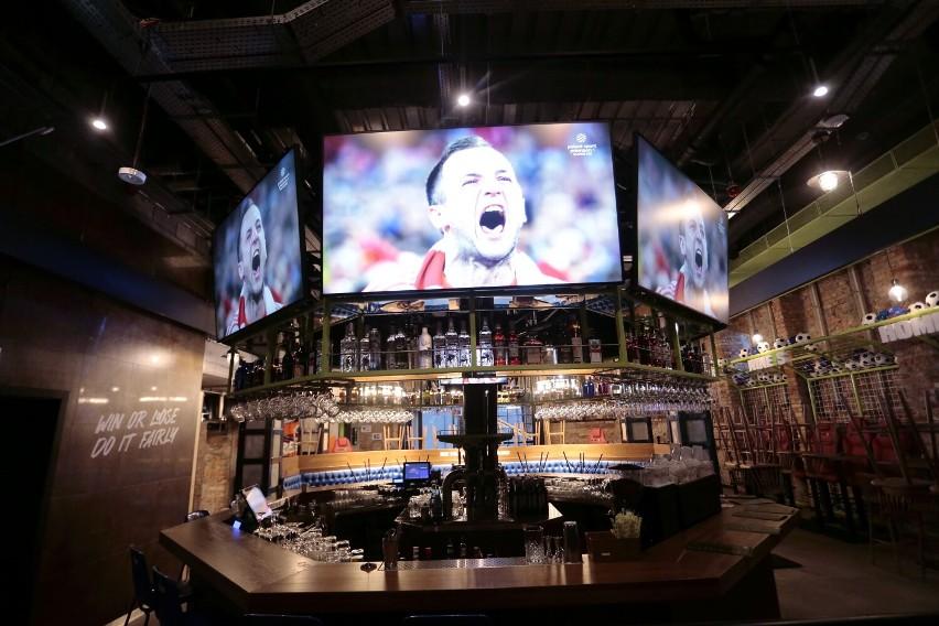 NINE's Restaurant & Sports Bar już otwarte. Restauracja Roberta Lewandowskiego robi wrażenie! Zobaczcie sami