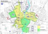 Strefa płatnego parkowania w Bielsku-Białej zostanie poszerzona o kolejne ulice. Przybędzie 450 miejsc