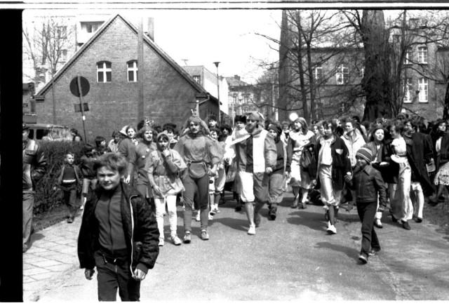 Elżbietanki, Szczecinek, 1985