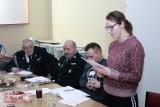 Zebranie sprawozdawcze Ochotniczej Straży Pożarnej w Ustkowie [ZDJĘCIA]