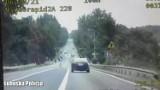 Uciekał przed policją w stronę Świebodzina. Siedzący za kółkiem 20-latek miejscami miał nawet 250 km/h!