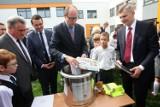 Gdańska inauguracja roku szkolnego: Nowoczesna szkoła w Kokoszkach uroczyście otwarta [ZDJĘCIA]