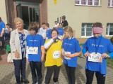 Uczniowie ze Szkoły Podstawowej nr 1 wystartowali w V Biegu Erasmusa