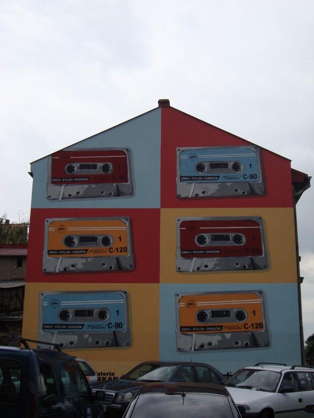 O gorzowskich muralach już nieraz rozpisywały się ogólnopolskie media. Co więcej, Gorzów ma ich naprawdę sporo.