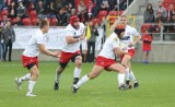 Wielki mecz rugby Polska - Europa. Łodzianie zagrają przeciwko reprezentacji Europy