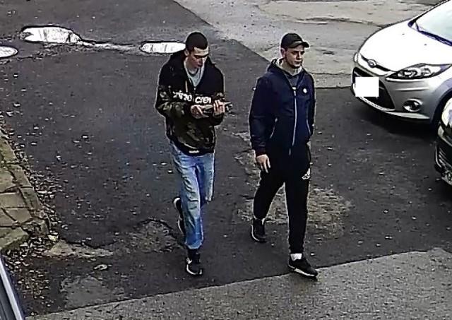Rozpoznajesz tych mężczyzn? Mają związek z kradzieżą i włamaniem