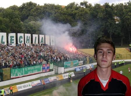 Damiana Trzebińskiego będą w przyszłym sezonie oklaskiwali kibice Lechii.