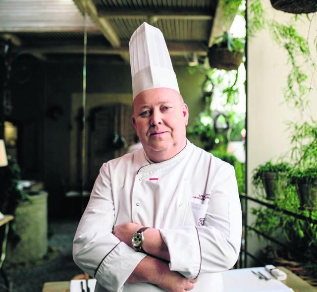 Grzegorz Pomietło radzi, jak zrobić czerwony, aromatyczny barszcz, roladę z boczku i pieczoną kaczkę