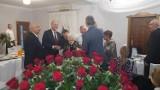 100. urodziny pani Heleny z gminy Łobżenica. Były życzenia, gratulacje i kwiaty