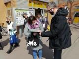W Goleniowie znów zbierano podpisy pod petycją o otwarcie gospodarki